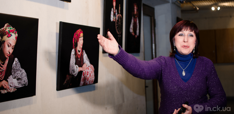 Фото 4 - Выставка головных уборов состоялась в Черкассах