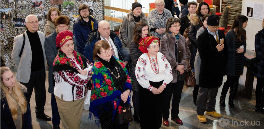 Фото 7 - Выставка головных уборов состоялась в Черкассах