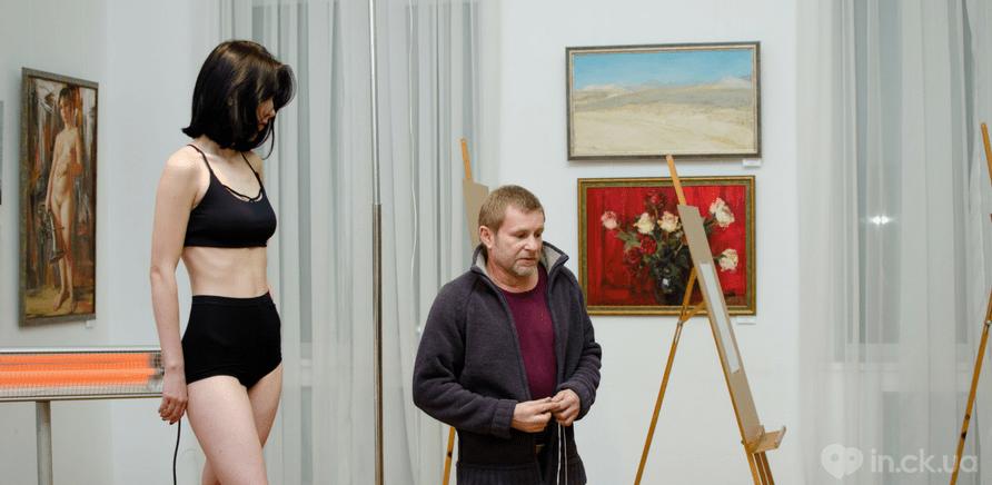"""Фото 7 - Черкасщане романтично провели время на творческой вечеринке """"Любовь это..."""""""