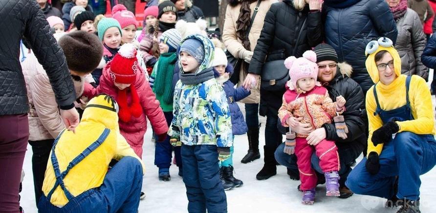 """Фото 5 - Черкасщане праздновали Масленицу в """"Сосновом бору"""""""