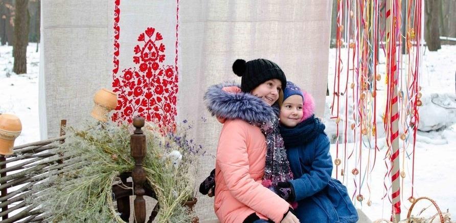 """Фото 6 - Черкасщане праздновали Масленицу в """"Сосновом бору"""""""