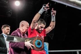 Статья 'Боксер из Черкасс стал чемпионом Украины'