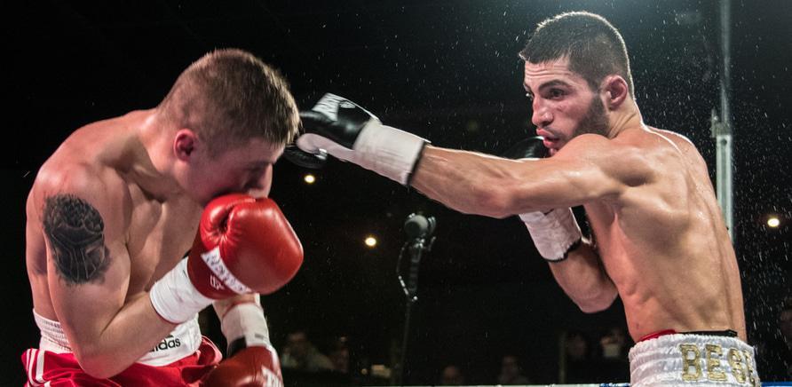 """Фото 1 - Фото с сайта """"MMA PRO UKRAINE"""""""