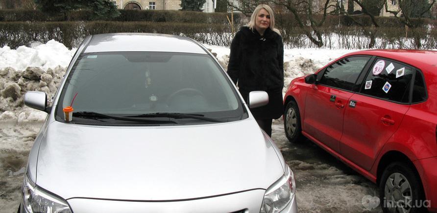 """Фото 2 - """"Женские старты"""" устроили в Черкассах 8 марта"""