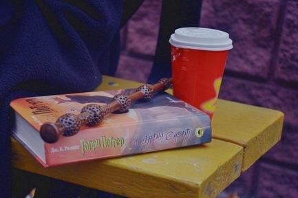 Статья 'Черкасщанин изготавливает волшебные палочки по мотивам Гарри Поттера'