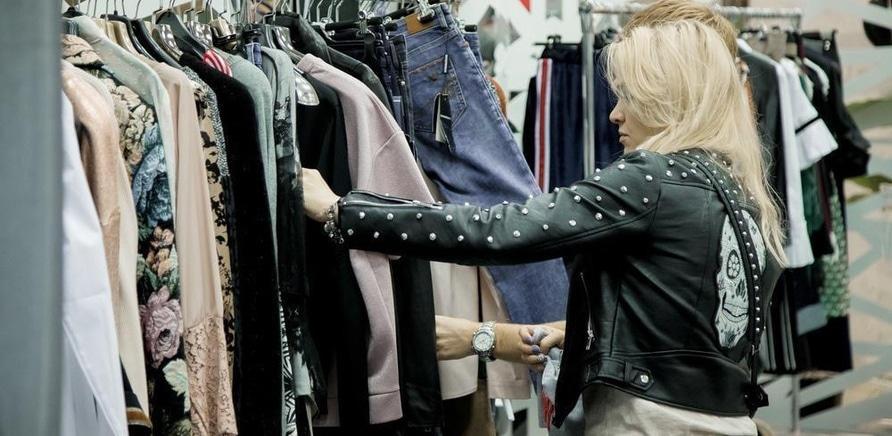 'В Черкассах работает салон одежды от известных мировых брендов'