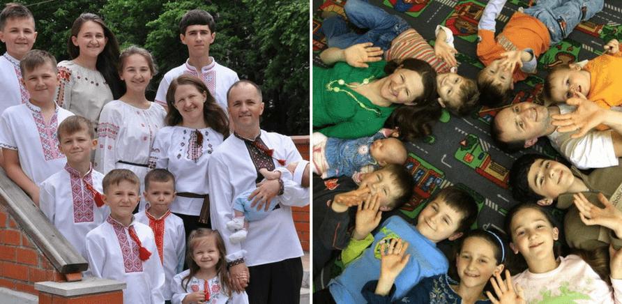 Семья Толкачевых