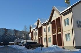 Статья 'Таунхаусы сочетают преимущества частного дома и квартиры'