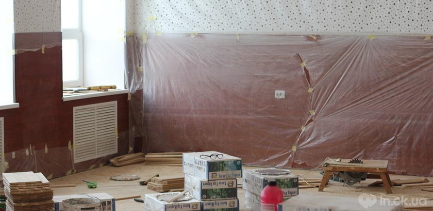 Фото 10 - Черкаський драмтеатр: ремонтні роботи набирають обертів