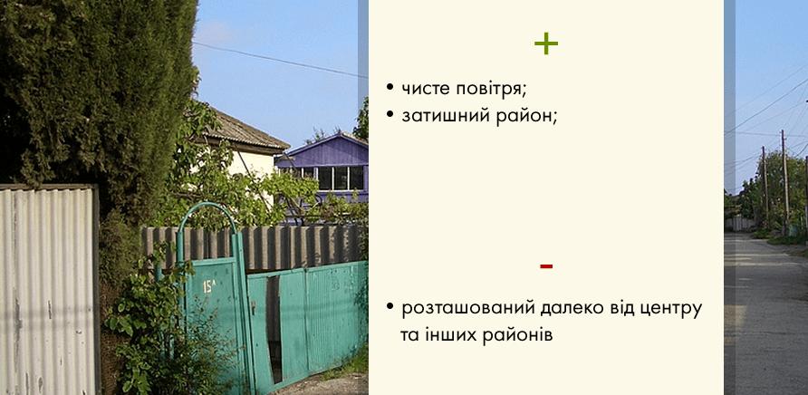 Вам тут жити: плюси і мінуси районів Черкас