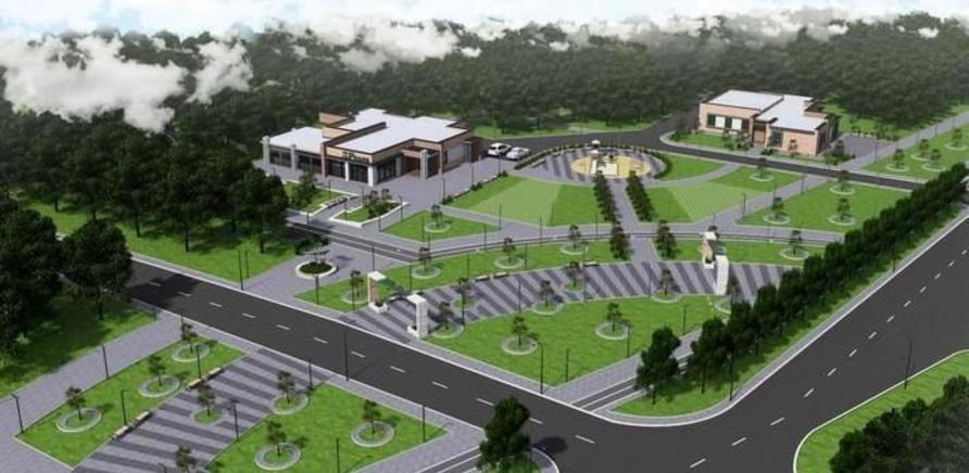 'Проект парка за 60 млн грн презентовали в Черкассах'