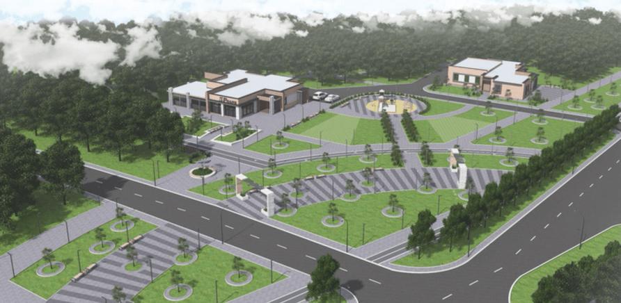 Фото 1 - Проект парка за 60 млн грн презентовали в Черкассах