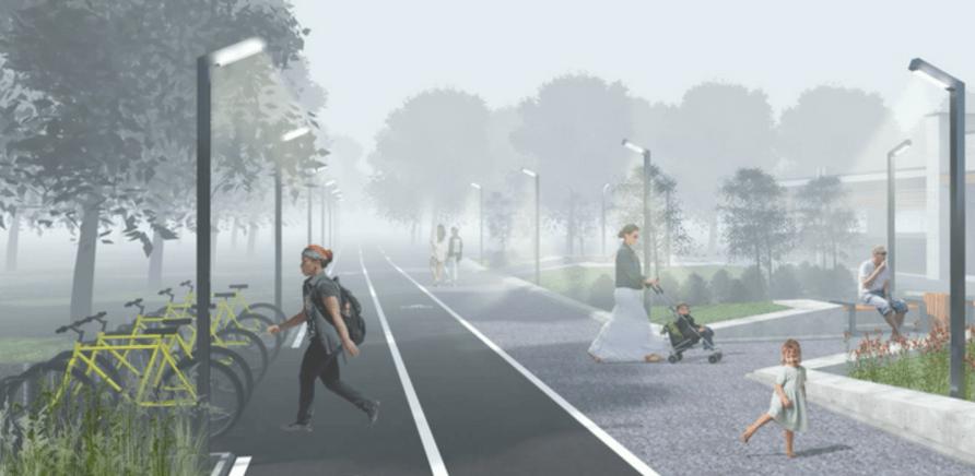 Фото 2 - Проект парка за 60 млн грн презентовали в Черкассах