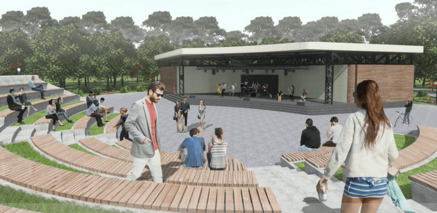 Фото 3 - Проект парка за 60 млн грн презентовали в Черкассах