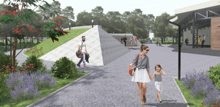 Фото 4 - Проект парка за 60 млн грн презентовали в Черкассах