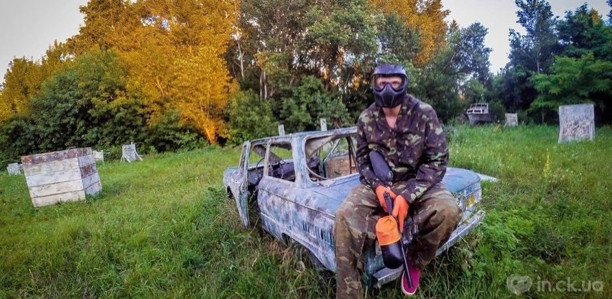 """Фото 5 - Пейнтбол: лучшие места для игры в """"войнушки"""""""
