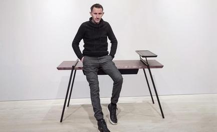 Статья 'Черкасский дизайнер создал коллекцию мебели'