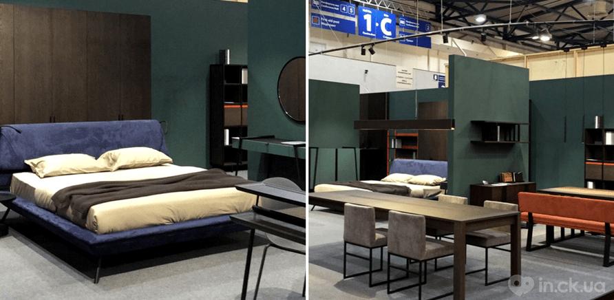 """Фото 2 - Компания Zegen на выставке мебели KIFF 2018. Представлена мебель из коллекции """"DUOO"""" (дизайнер Андрей Могила), """"GRID"""" (дизайнер Павел Ветров), а также продукт ТМ ZEGEN – раздвижной стол MATTEO"""