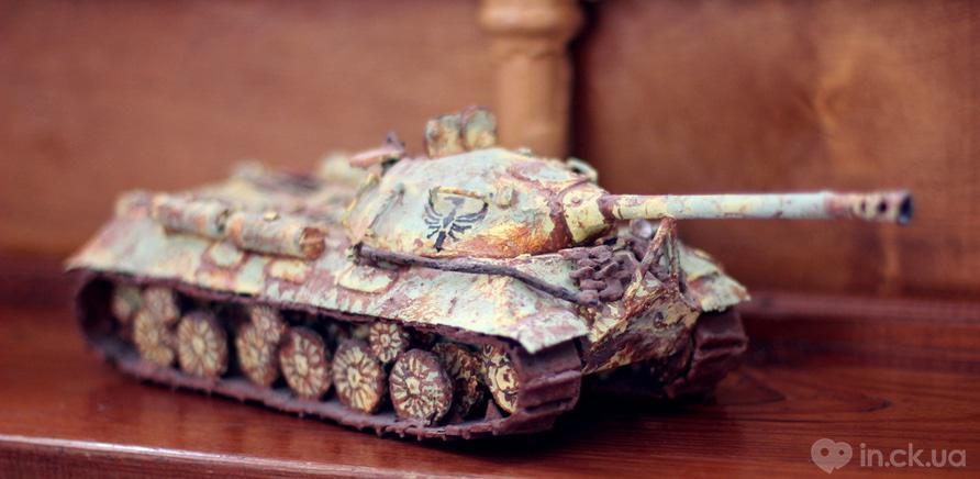 Фото 8 - Советский танк ИС-3