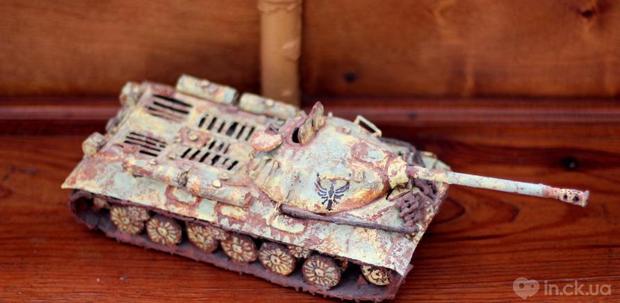 Фото 9 - Советский танк ИС-3