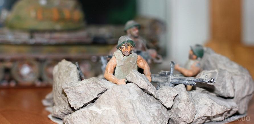 Фото 3 - Пулеметное гнездо пограничников в Афганистане