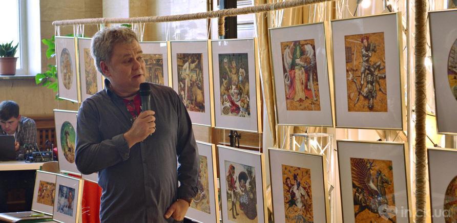 Фото 2 - Благотворительный аукцион картин