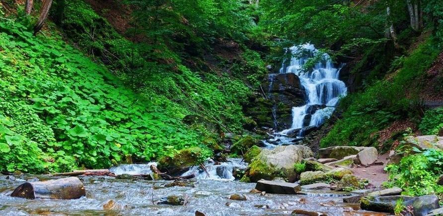 Фото 2 - Водопад Шипот. Фото – karpaty.life