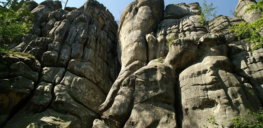 Фото 2 - Скалы Довбуша. Фото – http://igormelika.com.ua