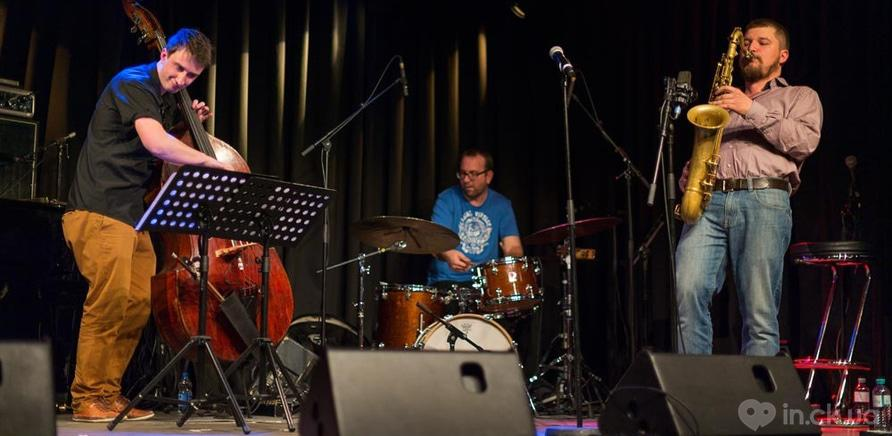 "Mike Ievtushenko Trio, ""Festival Jazzwerkstatt"" в городе Грац, Австрия"