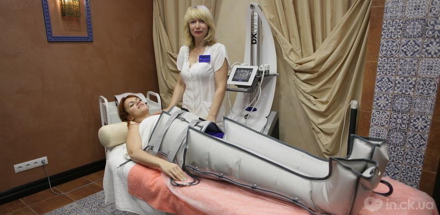 Фото 2 - Прессотерапия