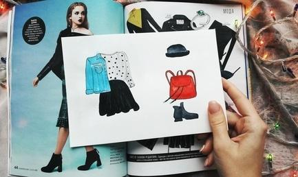 Статья 'Подарки с душой: черкасщанки создают яркие открытки'