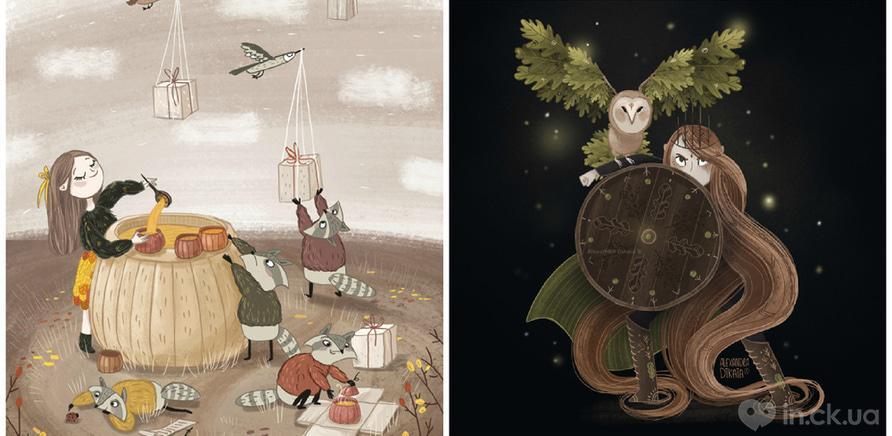 Фото 3 - Подарки с душой: черкасщанки создают яркие открытки