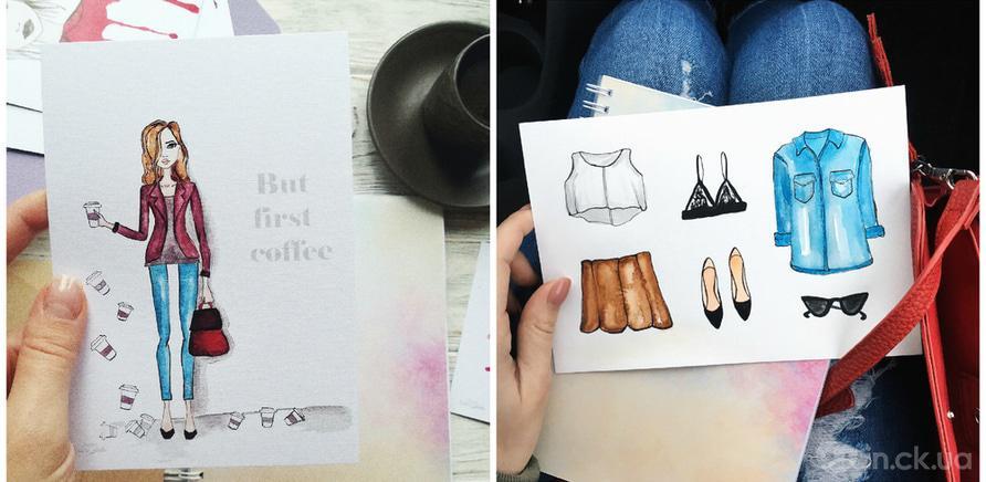 Фото 7 - Подарки с душой: черкасщанки создают яркие открытки