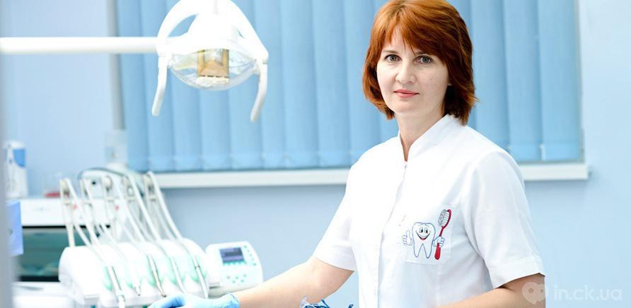 """Анна Гнатишина, стоматолог-терапевт """"Стоматології Соболевського"""""""