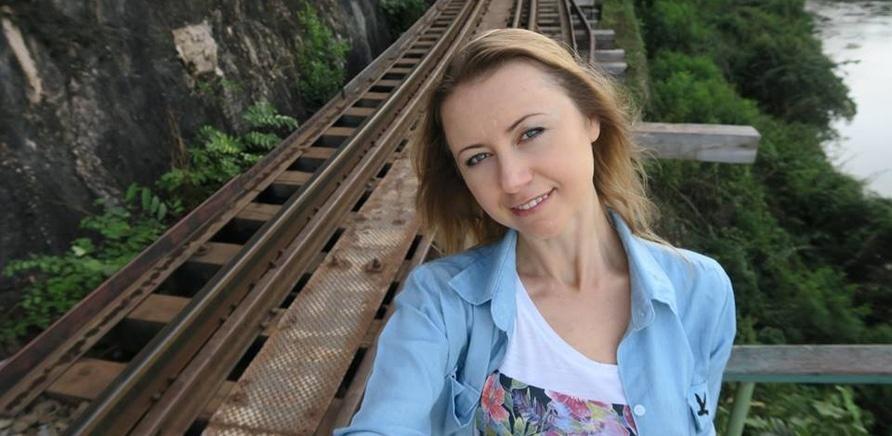 'Черкасщанка-блогер путешествует по миру благодаря YouTube'