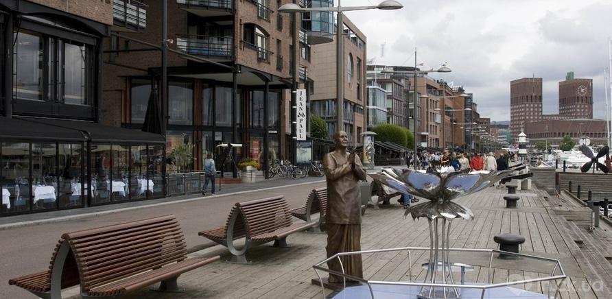 Фото 1 - Набережная Осло