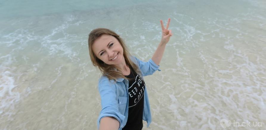Фото 2 - Черкасщанка-блогер путешествует по миру благодаря YouTube. Фото из личного архива Виктории Черныш