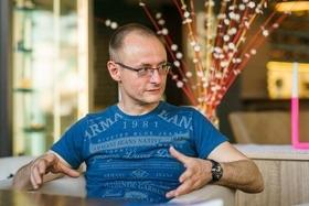 Стаття 'Євген Чернєй'