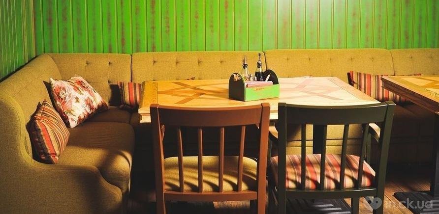 """Фото 4 - Мебель для киевского ресторана """"Сыто-Пьяно Italiano"""""""