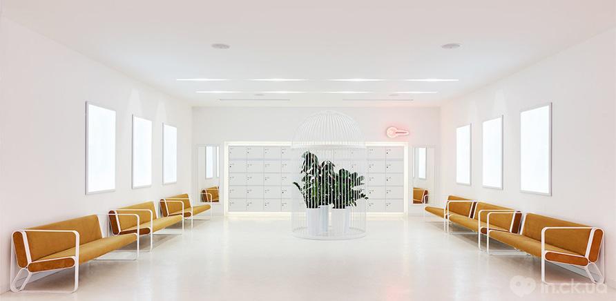 """Фото 1 - Мебель для фойе кинотеатра """"Мультиплекс"""" в ТРЦ """"Lavina Mall"""""""