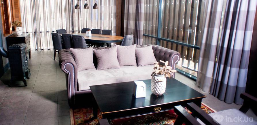 """Фото 1 - Мебель для ресторана """"Faro del porto"""""""