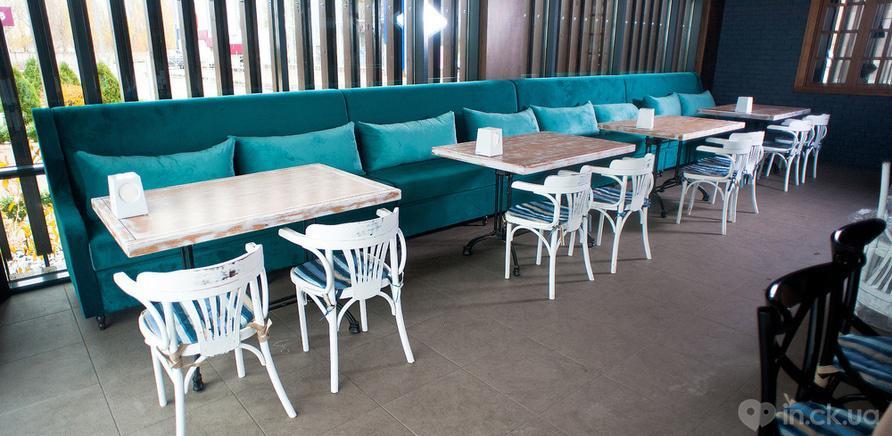 """Фото 2 - Мебель для ресторана """"Faro del porto"""""""