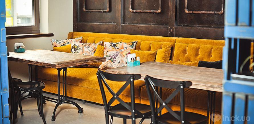"""Фото 4 - Мебель для рест-кафе """"Servant"""""""