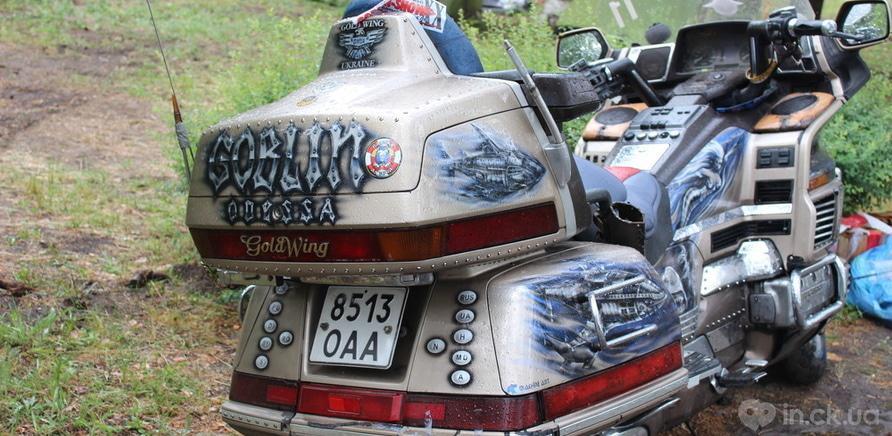 """Фото 11 - Международный мотофест """"Тарасова гора"""" отпраздновал 16 лет"""