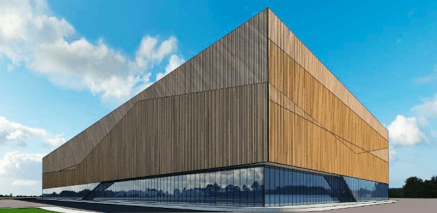 'В Черкассах появится многофункциональный дворец спорта'