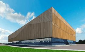Статья 'В Черкассах появится многофункциональный дворец спорта'