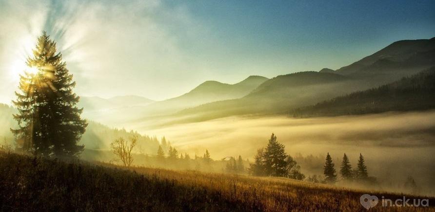 Фото 1 - Фото ранкових Карпат