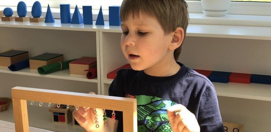 'Монтессори мир: новый обучающий центр полностью заменит детский сад'