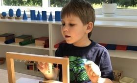Статья 'Монтессори мир: новый обучающий центр полностью заменит детский сад'