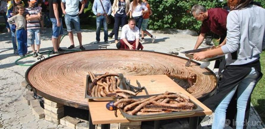 Фото 3 - Самая тяжелая домашняя колбаса